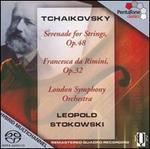 Tchaikovsky: Serenade for Strings; Francesca da Rimini [Hybrid SACD]
