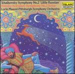 Tchaikovsky: Symphony No. 2 'Little Russian'; Rimsky-Korsakov: Symphony No. 2 'Antar'