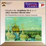 Tchaikovsky: Symphony No. 4; 1812 Overture; Marche slave