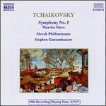 Tchaikovsky: Symphony No.5/Marche Slave