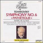 """Tchaikovsky: Symphony No. 6 """"Pathétique""""; Marche Slave"""