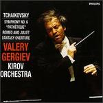 "Tchaikovsky: Symphony No. 6 ""Pathétique""; Romeo and Juliet Fantasy Overture"