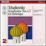 Tchaikovsky: Symphony Nos. 4-6