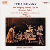 Tchaikovsky: The Sleeping Beauty, Op. 66 - Czecho-Slovak State Philharmonic Orchestra (Kosice); Andrew Mogrelia (conductor)