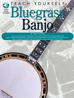 Teach Yourself Bluegrass Banjo - Trischka, Tony