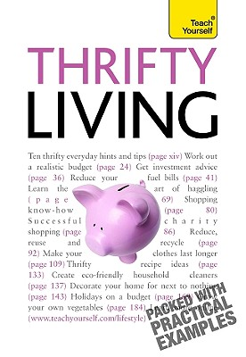 Teach Yourself: Thrifty Living - Phillips, Barty