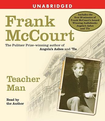 Teacher Man - McCourt, Frank (Read by)