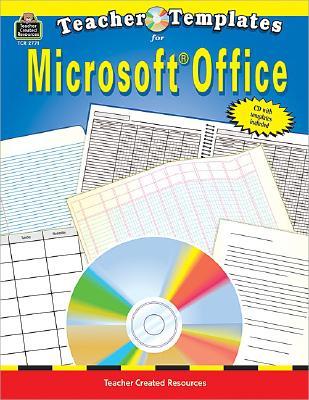 Teacher Templates for Microsoft Office(r) - Martinez, Javier