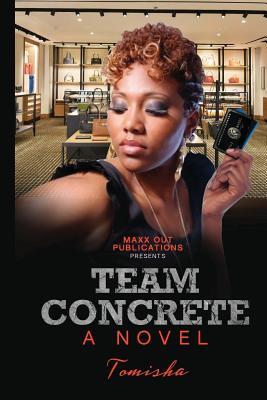 Team Concrete - Green, Tomisha