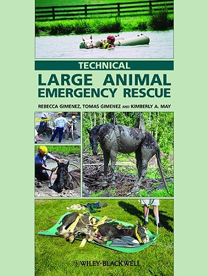 Technical Large Animal Emergency Rescue - Gimenez, Rebecca (Editor)