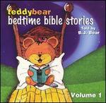 Teddy Bear Bedtime Bible Stories, Vol. 1