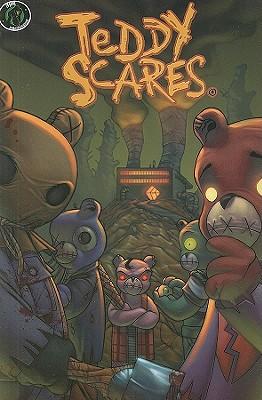 Teddy Scares, Volume 2 - Hankins, Jim, and Roman, Ben, and Moreno, Chris