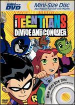 Teen Titans, Vol. 1: Divide & Conquer [MD]