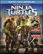 Teenage Mutant Ninja Turtles [2 Discs] [Blu-ray/DVD] - Jonathan Liebesman