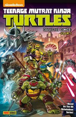 Teenage Mutant Ninja Turtles Collected Comics Volume 1 - Lawrence, Jack, and White, Cosmo, and Molesworth, Bob