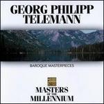 Telemann: Baroque Masterpieces