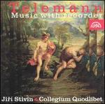 Telemann: Music with Recorder