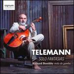 Telemann: Solo Fantasias
