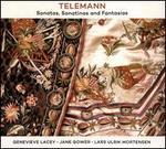 Telemann: Sonatas, Sonatinas and Fantasias