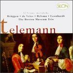 Telemann: Sonate (12) Metodiche