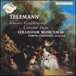 Telemann: Sonates Corellisantes; Canonic Duos