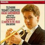 Telemann: Trumpet Concertos - Academy of St. Martin in the Fields; Celia Nicklin (oboe); Graham Sheen (bassoon); Håkan Hardenberger (trumpet);...