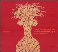 Tempio dell'Onore e delle Vertù: Chansons by Guillaume Dufay - Alena Dantcheva (soprano); Cantica Symphonia; Giuseppe Maletto (tenor); Laura Fabris (soprano); Marta Graziolino (harp);...