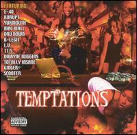 Temptations - Various Artists