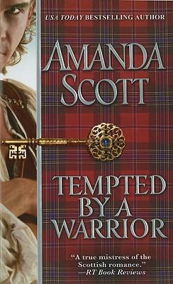 Tempted by a Warrior - Scott, Amanda, B.a