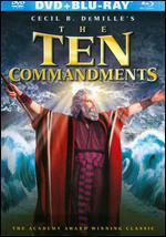 Ten Commandments [4 Discs] [Blu-ray]