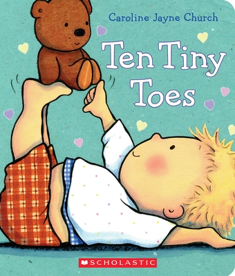 Ten Tiny Toes - Church, Caroline Jayne