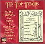 Ten Top Tenors [Testament]