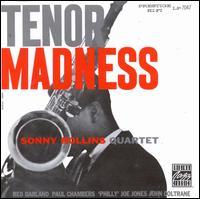Tenor Madness - Sonny Rollins Quartet