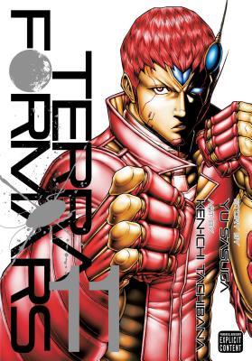 Terra Formars, Volume 11 - Sasuga, Yu