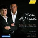 Tesori di Napoli: Sonate per Flauto dolce