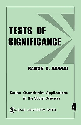 Tests of Significance 4 - Henkel, Ramon E