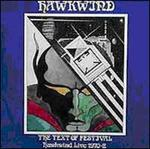 Text of Festival: Hawkwind Live, 1970 (Live 70-72) [Candlelight]