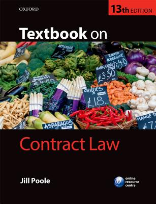 Textbook on Contract Law - Poole, Jill