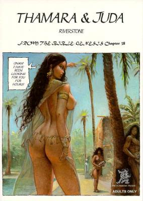 Thamara and Juda - Riverstone, Peter