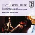 That Certain Feeling: Richard Rodney Bennett Plays Gershwin