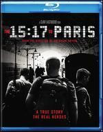 The 15:17 to Paris [Blu-ray]