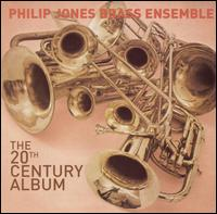 The 20th Century Album - Philip Jones Brass Ensemble (brass ensemble)