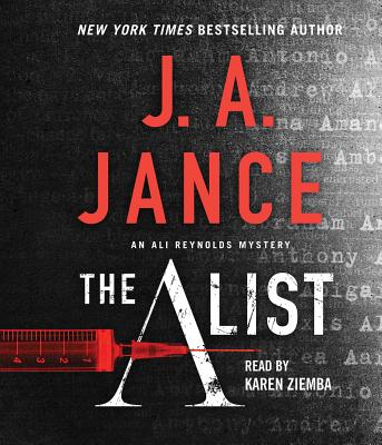 The A List - Jance, J a, and Ziemba, Karen (Read by)