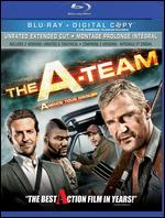 The A-Team [Blu-ray] [2 Discs] [Includes Digital Copy]