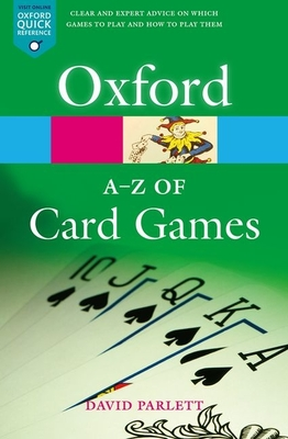 The A-Z of Card Games - Parlett, David