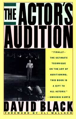 The Actor's Audition - Black, David