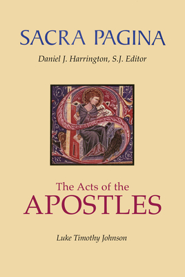 The Acts of the Apostles - Johnson, Luke Timothy