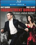 The Adjustment Bureau [Includes Digital Copy] [UltraViolet] [Blu-ray] - George Nolfi