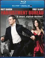 The Adjustment Bureau: With Movie Reward [UltraViolet] [Includes Digital Copy] [Blu-ray]