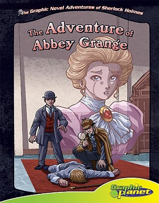 The Adventure of Abbey Grange - Goodwin, Vincent